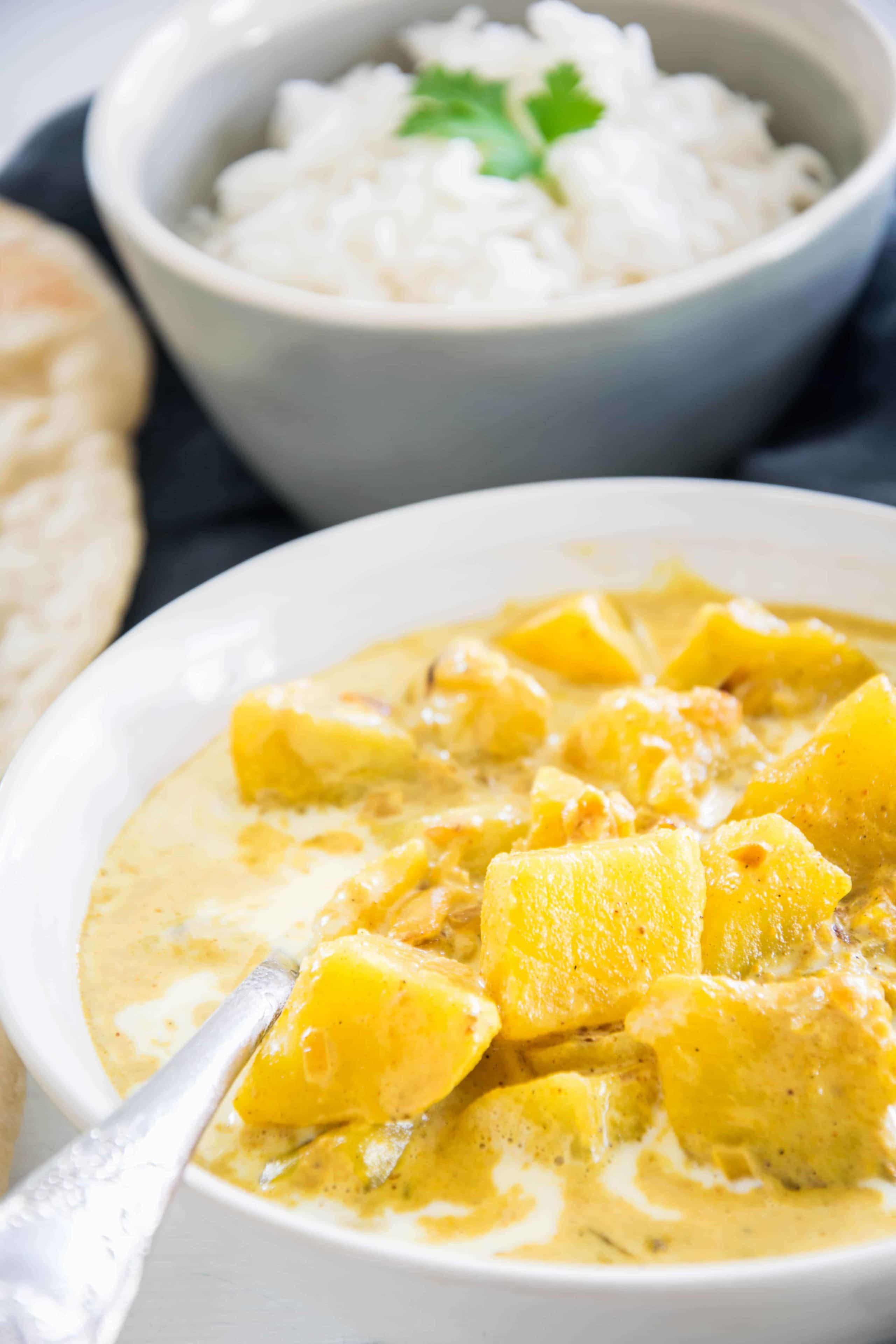 Aloo Masala – Indisches Kartoffelcurry